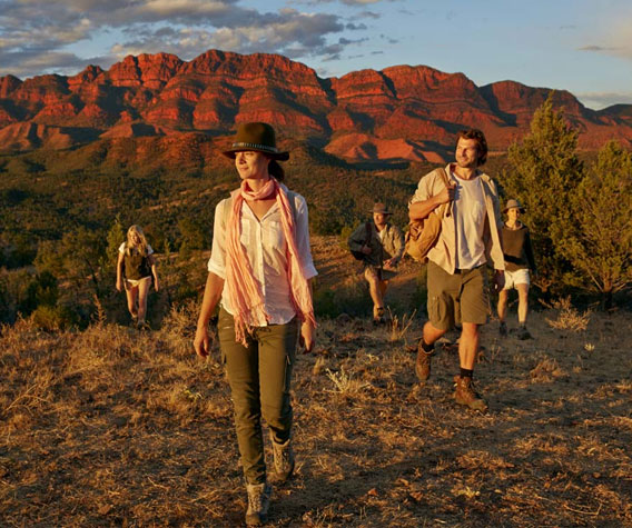 Découvrir l'Australie et l'Outback
